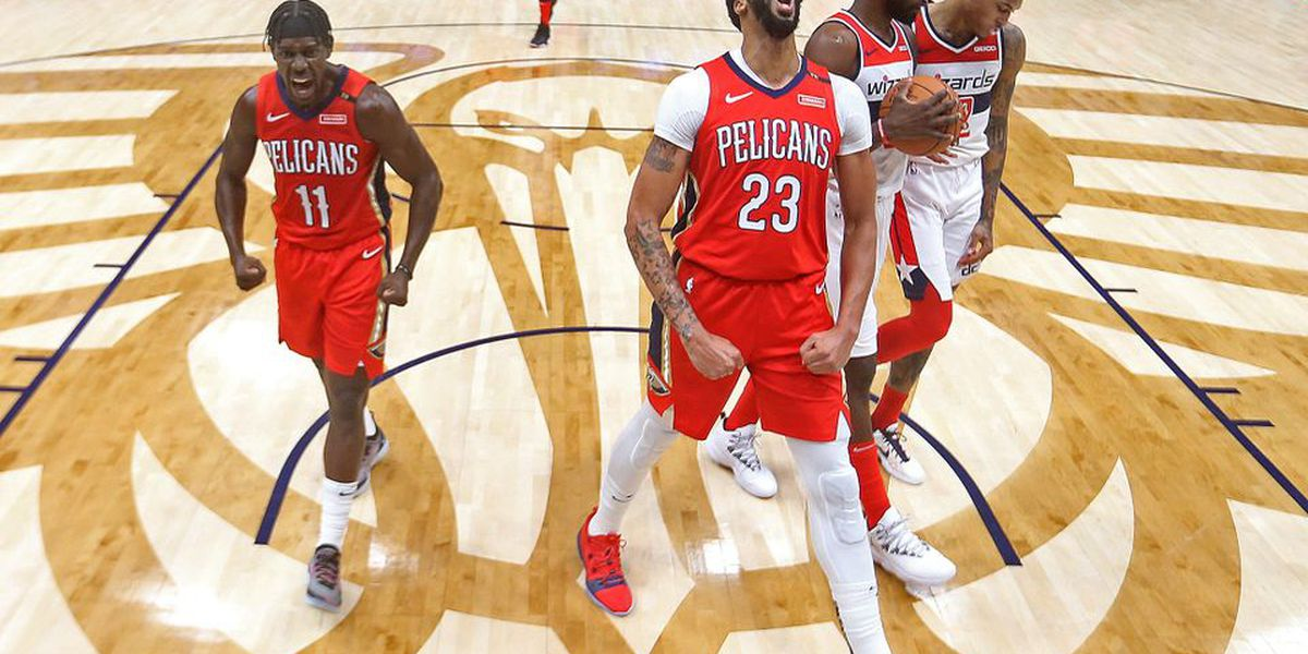 Pelicans ready to move forward with Jrue Holiday leading the way