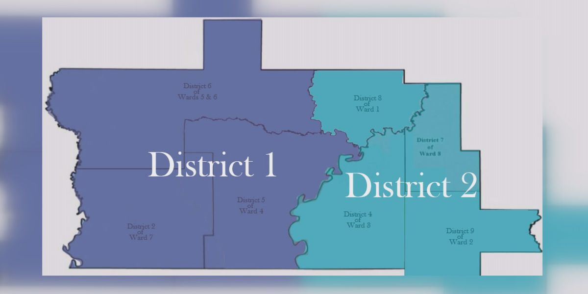 Calcasieu Parish drainage districts will now have more members