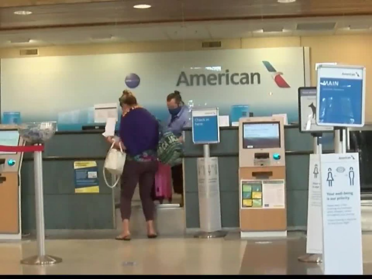 "American Airlines ""pauses"" operations at Lake Charles Regional Airport"