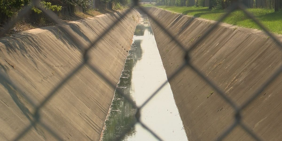 Study of Kayouche Coulee underway a year after Harvey