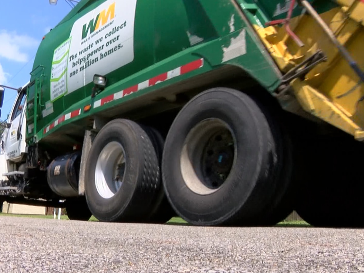 City of Sulphur to switch from Republic to Waste Management