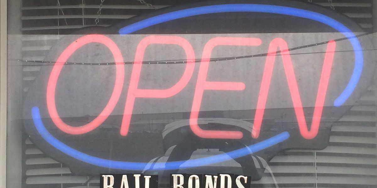 Bail bonds business booms week before Christmas
