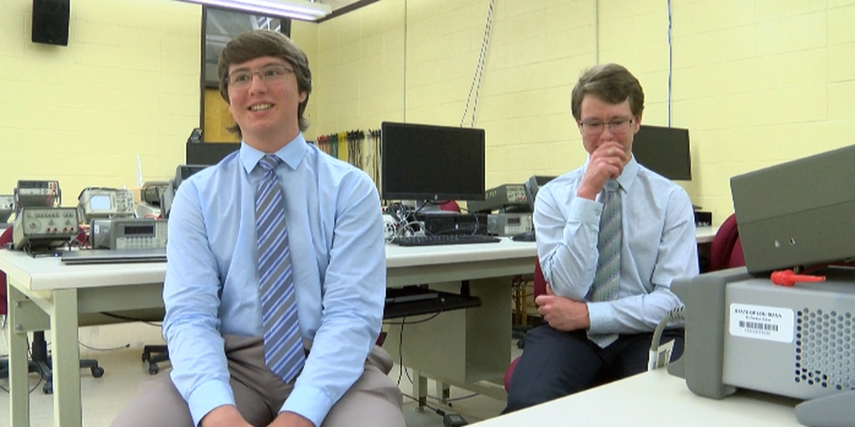 Teenage geniuses: 16 and 17 year-old seniors at McNeese