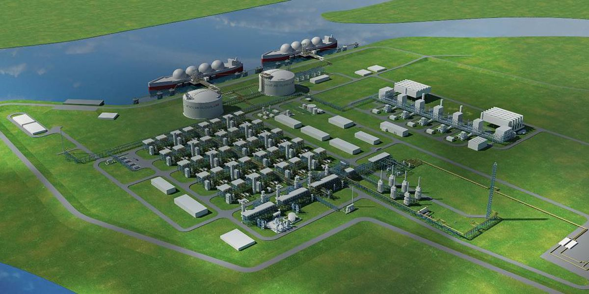 Calcasieu Pass LNG construction could begin early in 2019