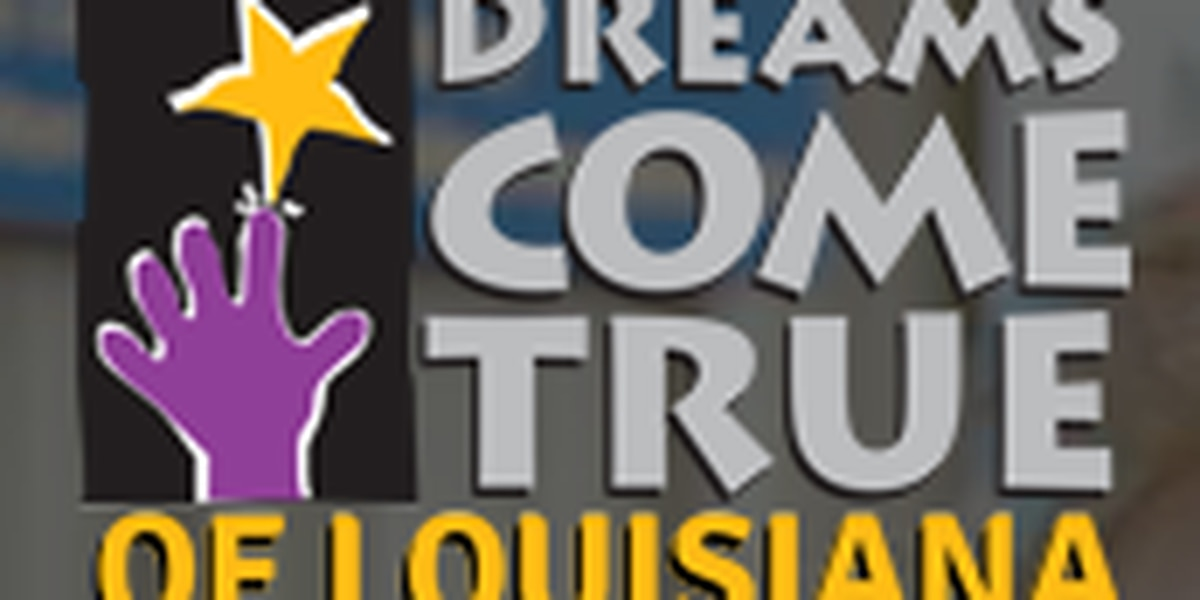 Dreams Come True helps children with life-threatening illnesses.