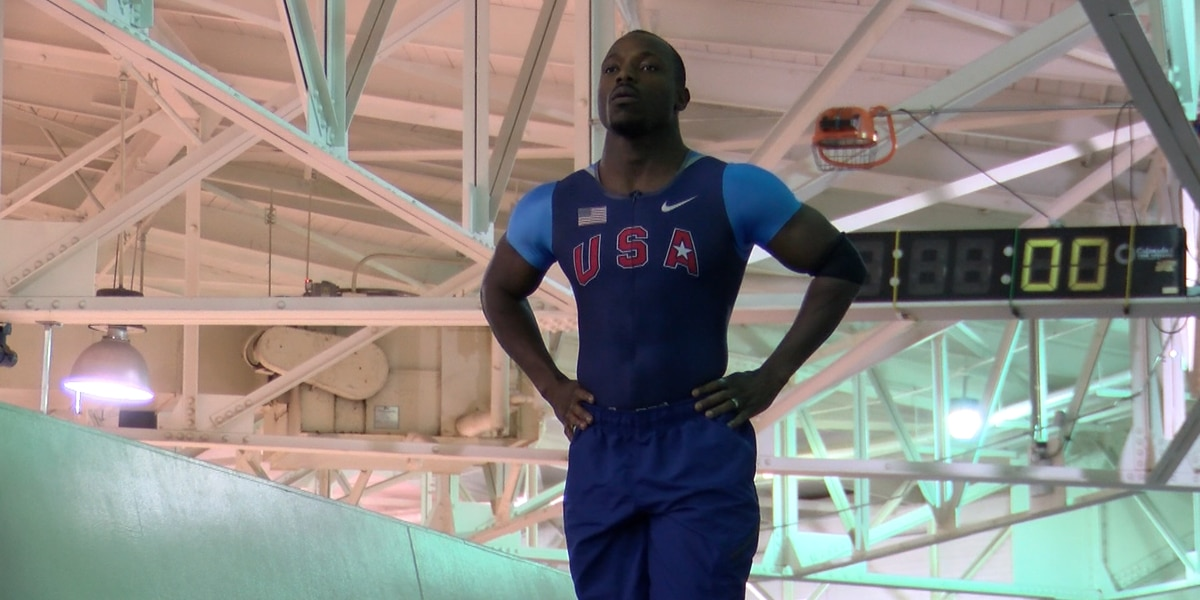 Former McNeese sprinter Charles Jackson bows out in semifinals of 2019 Indoor National Championships