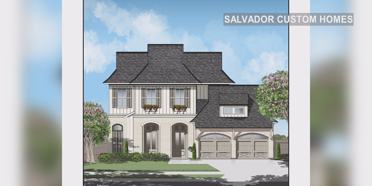 Construction on 2020 St. Jude Dream Home begins