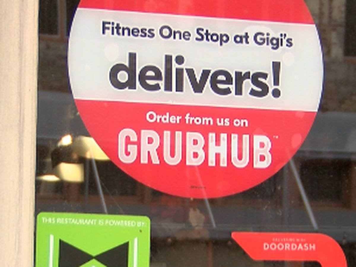 DoorDash and Grubhub come to Lake Charles