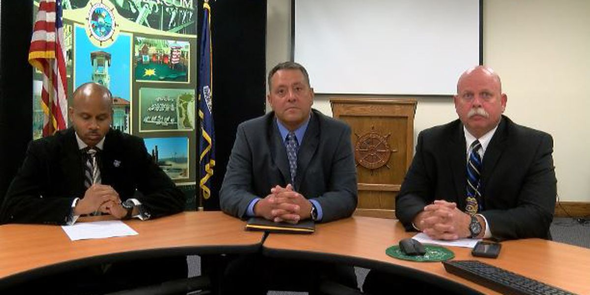 Incoming LC chief and deputy chiefs discuss priorities