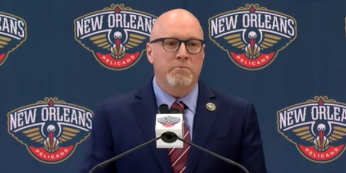 Pelicans' Griffin: Gentry staying, and perhaps Davis, too