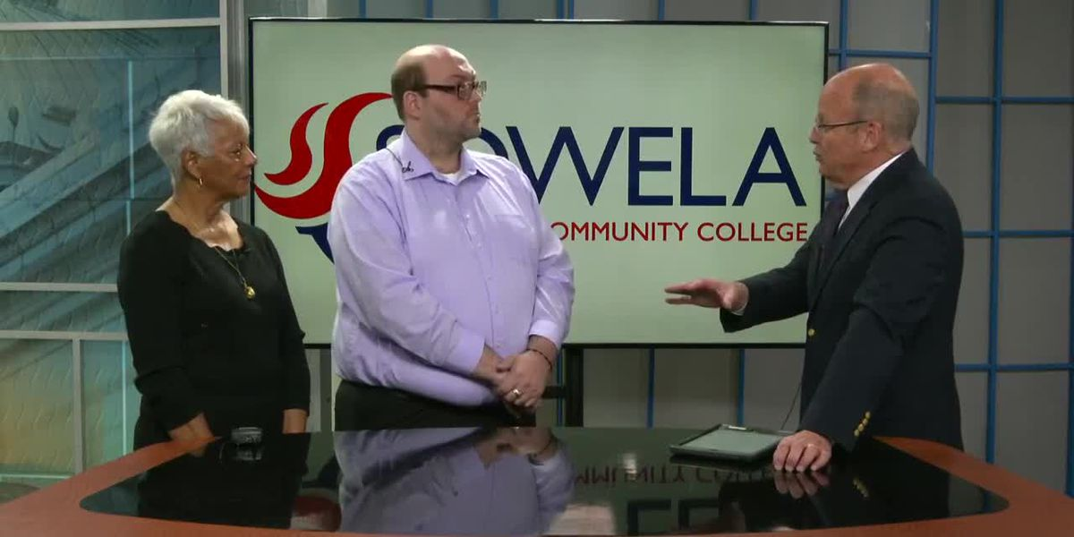 KPLC 7 News Sunrise Interview - Sowela Dual Enrollment