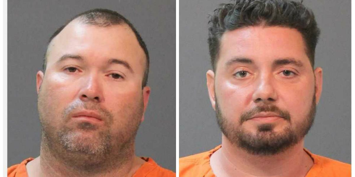CPSO arrests two men for DWI third