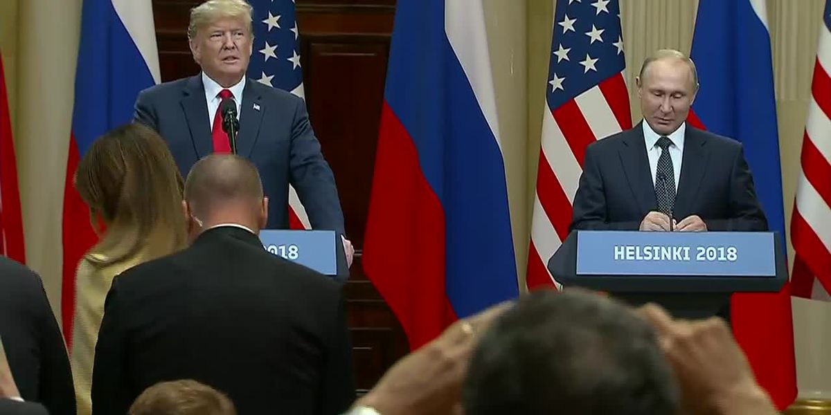 Democrats consider subpoena for Trump's interpreter in Putin meeting