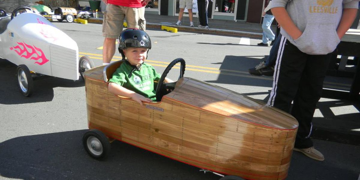 Leesville to host annual state soap box derby