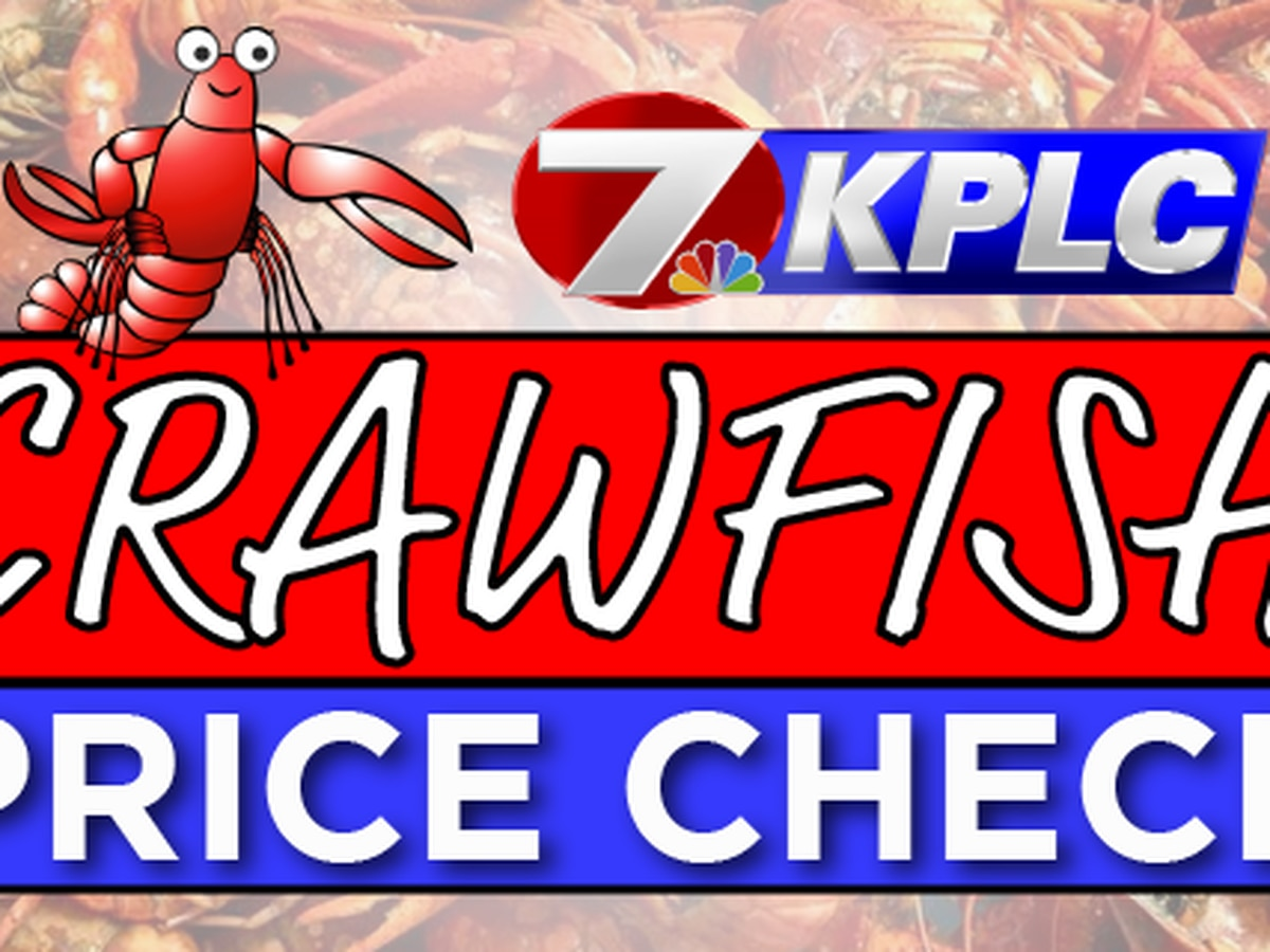 KPLC's 2021 Crawfish Price Check