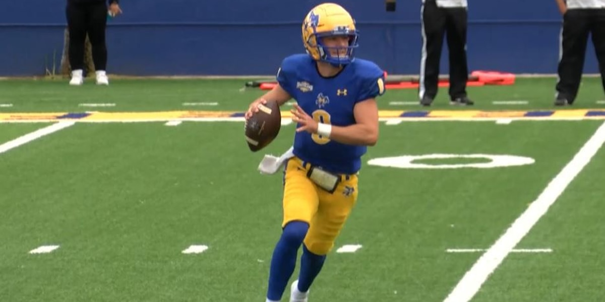 McNeese's Orgeron on a tear during past two games