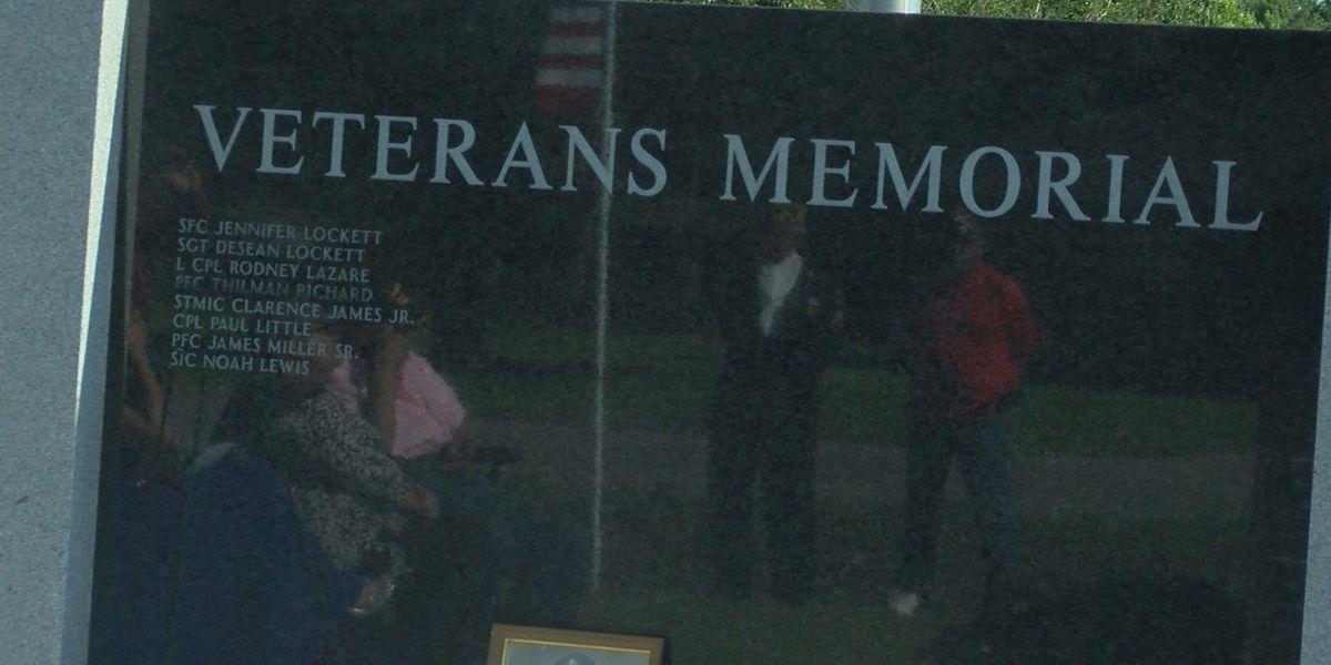 Memorial Day: Combre Veterans Memorial Park hosts 3rd annual observance