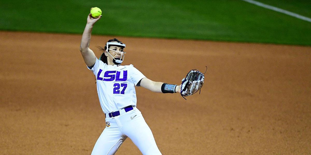 No. 5 LSU opens season with shutout win over McNeese in 6 innings