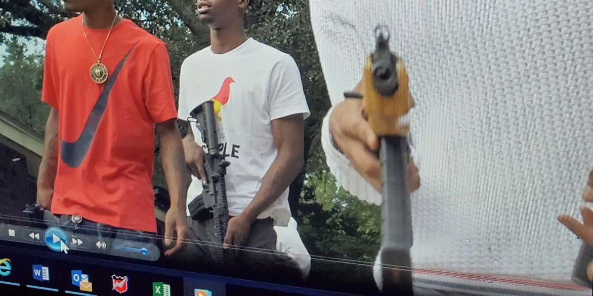 15 guns seized during filming of music video; 8 arrested