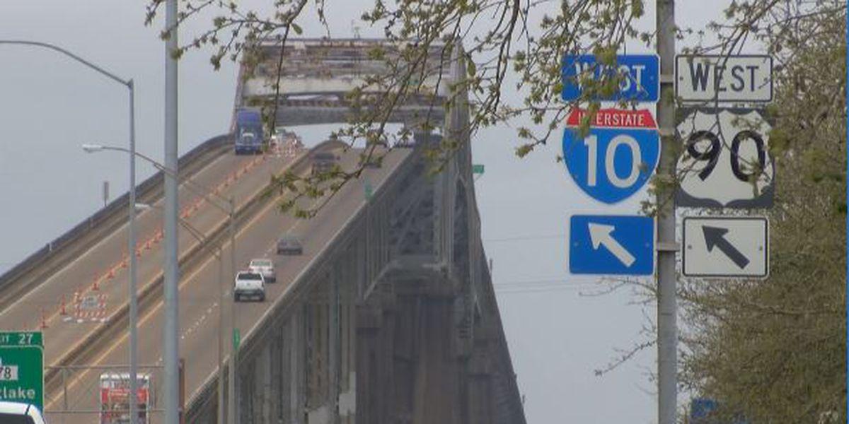 Mayor Hunter on I-10 bridge, 'It's an American problem'