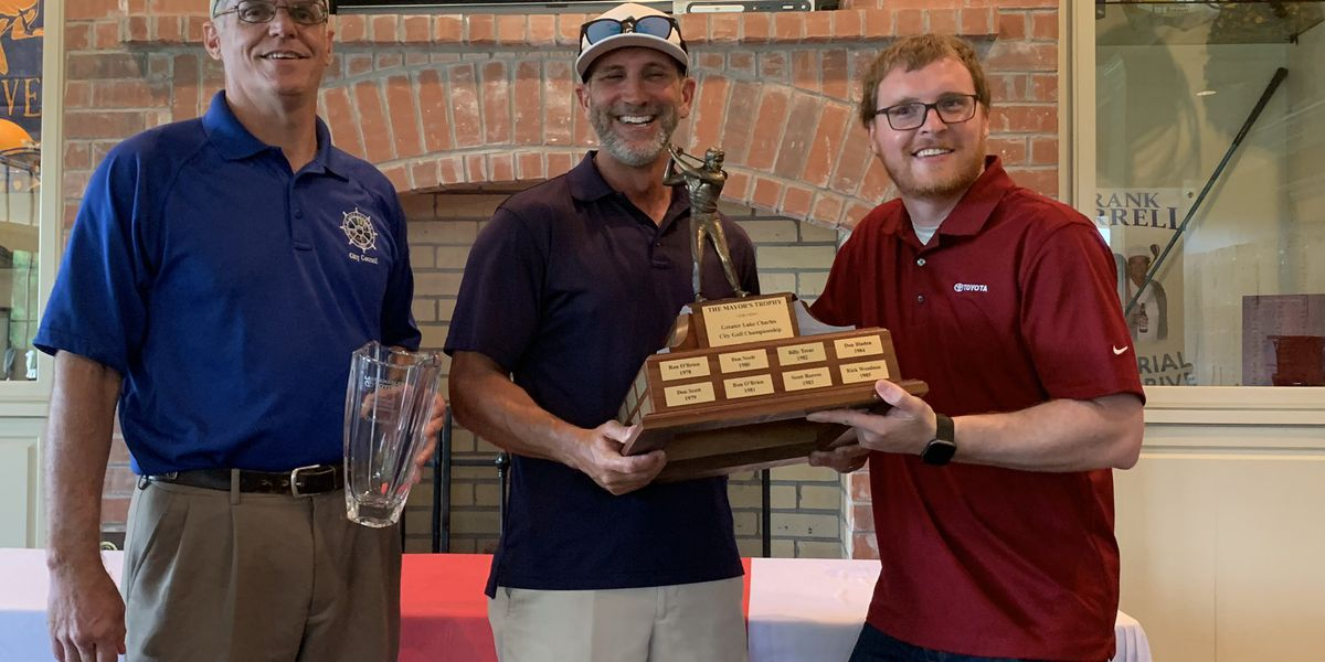 Lake Charles Toyota >> Philip Hoffpauir Wins 2019 Lake Charles Toyota Men S City Championship