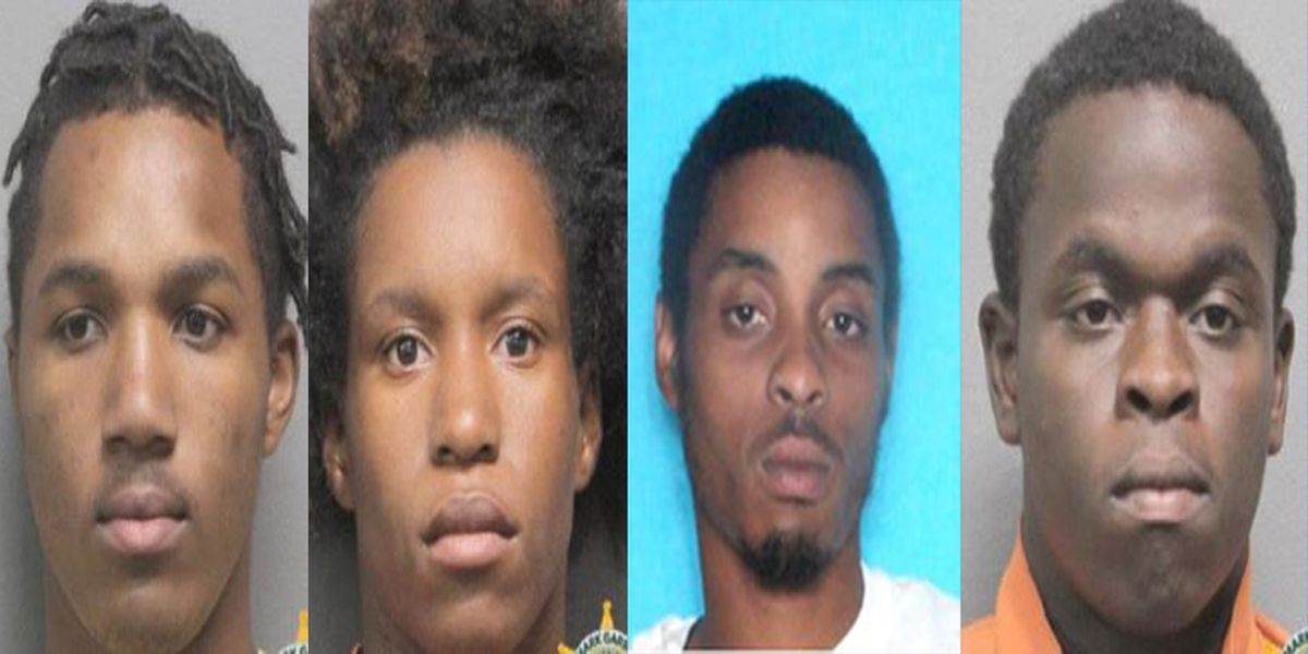 Mother, three others arrested after toddler dies from gunshot