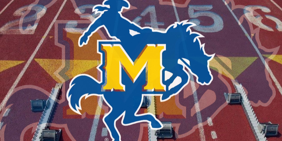 McNeese places league-high nine student-athletes on 2020 SLC All-Academic Track and Field Team