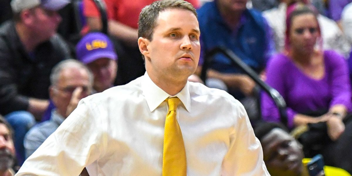 LSU basketball coach regrets not meeting with LSU officials