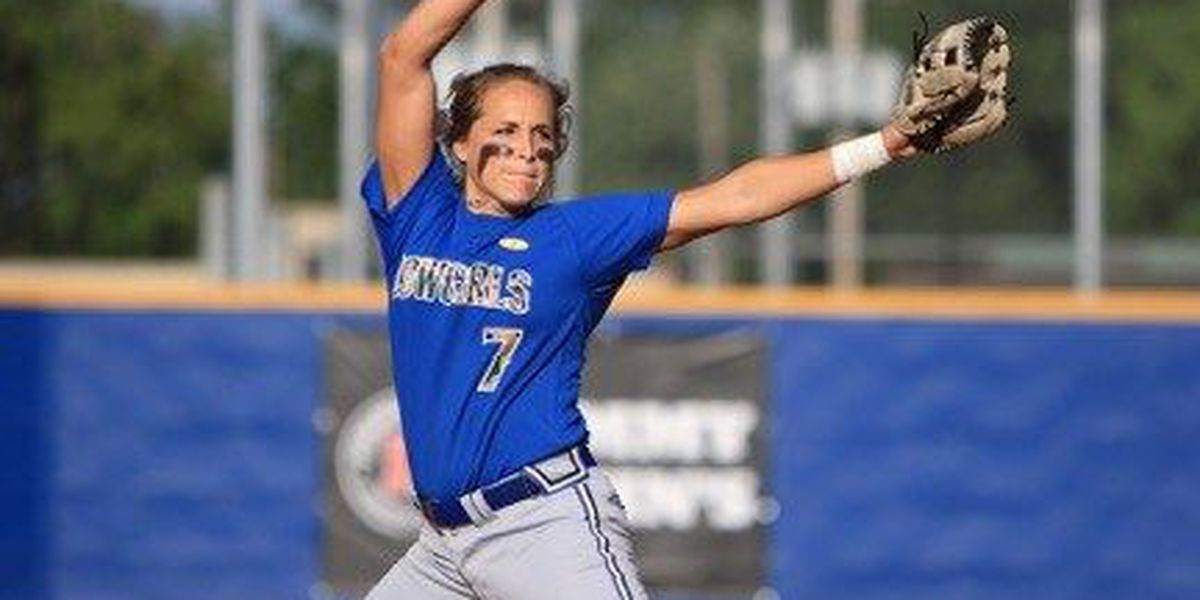 Former McNeese pitcher Emily Vincent goes second overall in ASBA Inaugural Draft