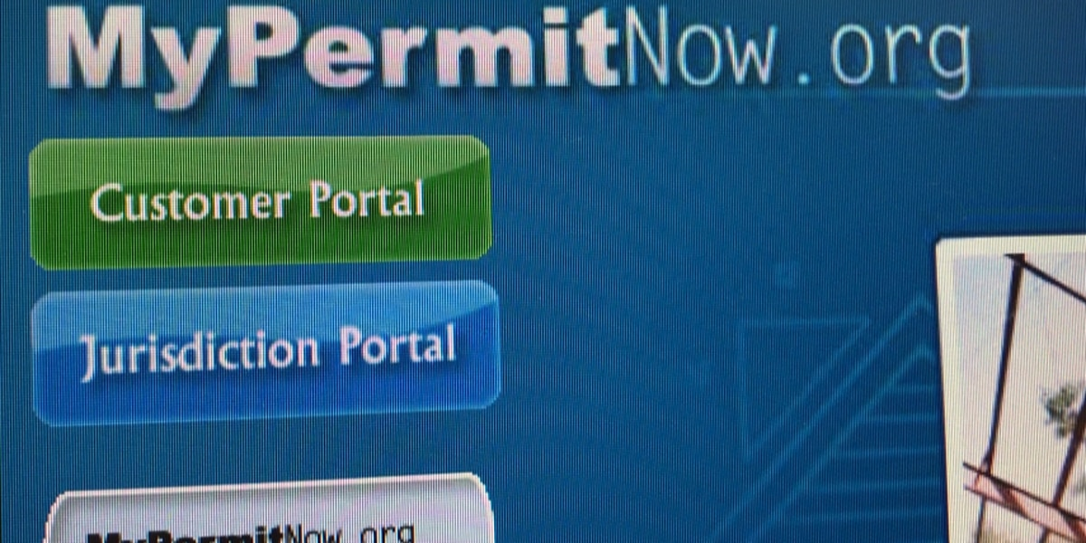 Lake Charles creates online permit center