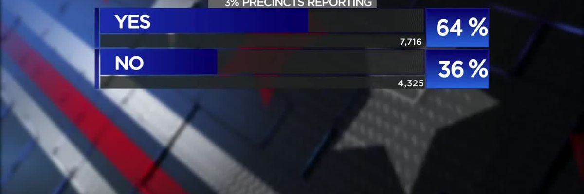 KPLC 7News Election Night Webcast - 8:30 cut in