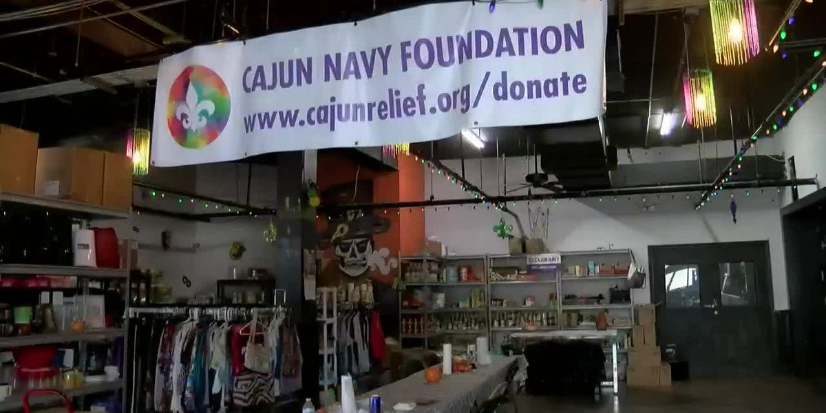 Cajun Navy introduces new platform for hurricane relief