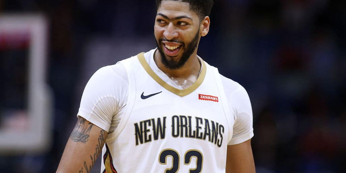 Healthy Anthony Davis puts Pelicans in tough position