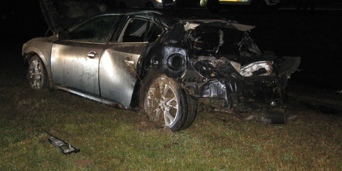 Suspected drunk driver with two children in vehicle hits Lyft driver on La. 385