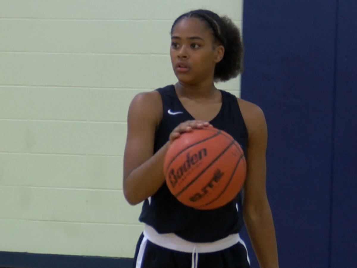 Sports Person of the Week - Raven Guillory