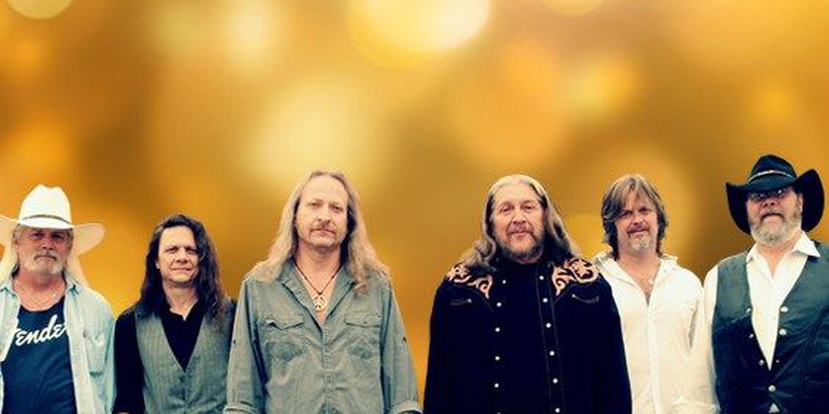 The Marshall Tucker Band to perform in Lake Charles