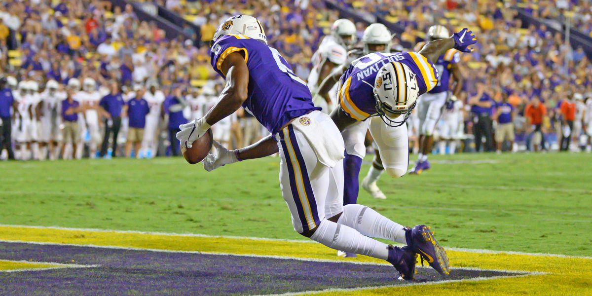 No. 4 LSU routs Northwestern St. after slow start