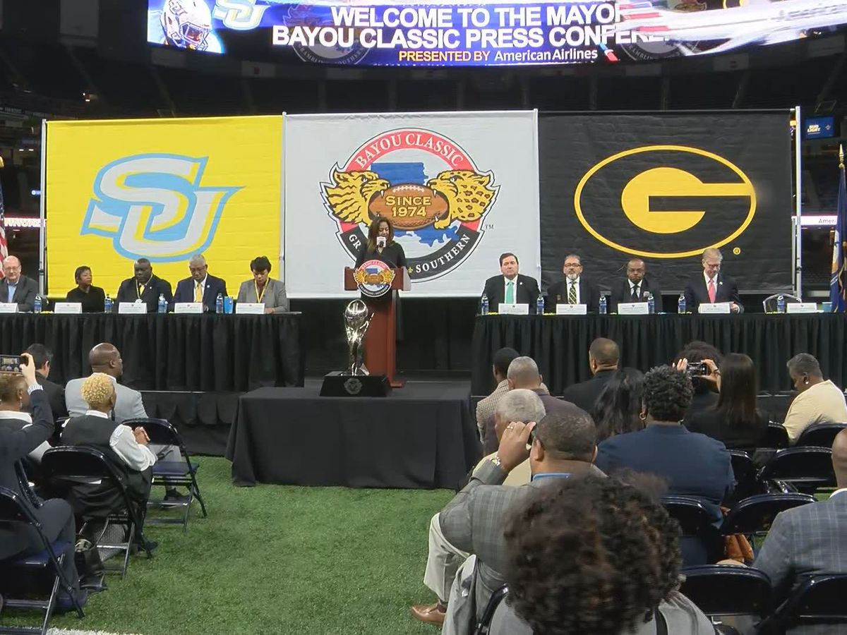 47th Annual Bayou Classic will be played in Shreveport