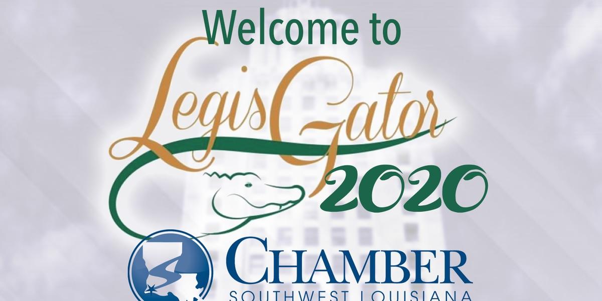 LIVE at 10 a.m.: LegisGator Luncheon