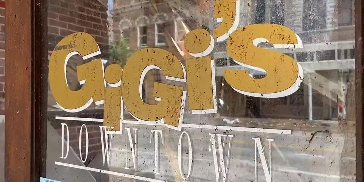 Gigi's Downtown on rebuilding after Hurricane Laura