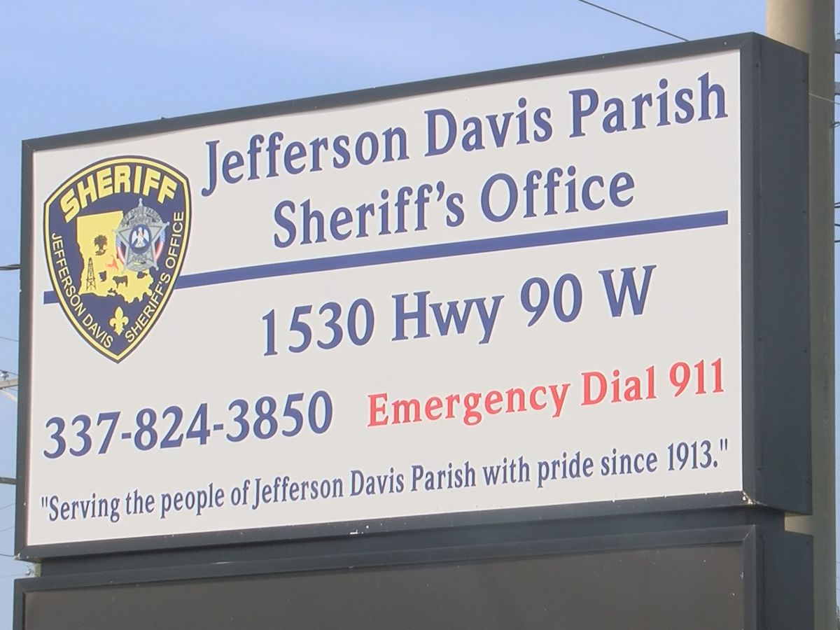 Jeff Davis Parish Sheriff's Office moves to new location