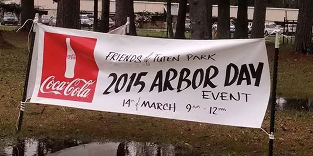 Tuten Park to host Arbor Day celebration