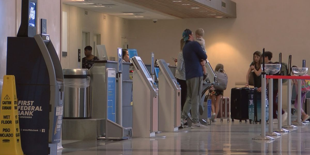 Lake Charles Regional Airport: 'Low risk of coronavirus through LCH'
