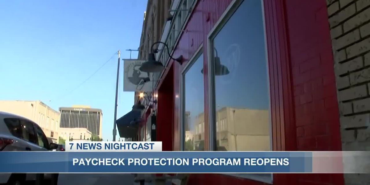 Paycheck Protection Program reopens for small businesses hurt by pandemic
