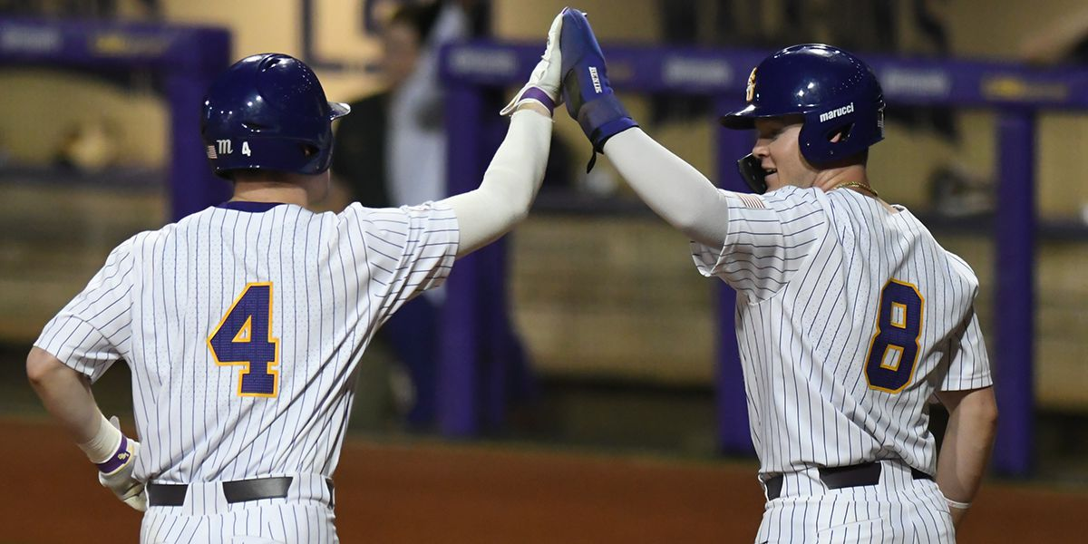 No. 20 LSU gets past Southeastern at The Box