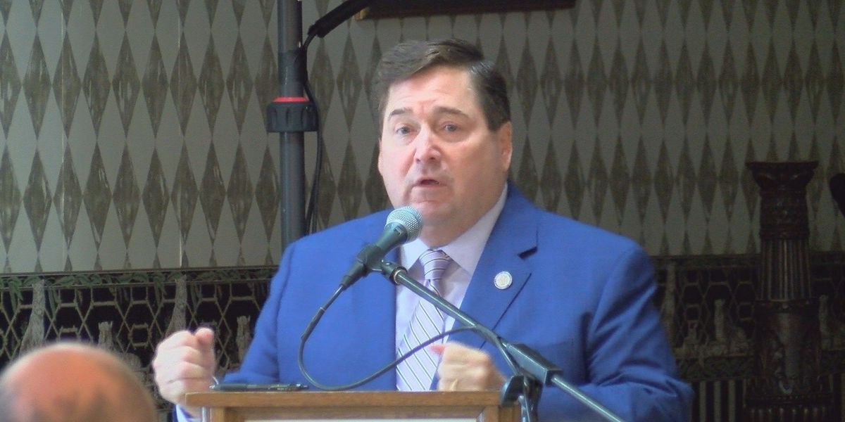Lt. Gov. Nungesser makes stop in Lake Charles during National Tourism Week