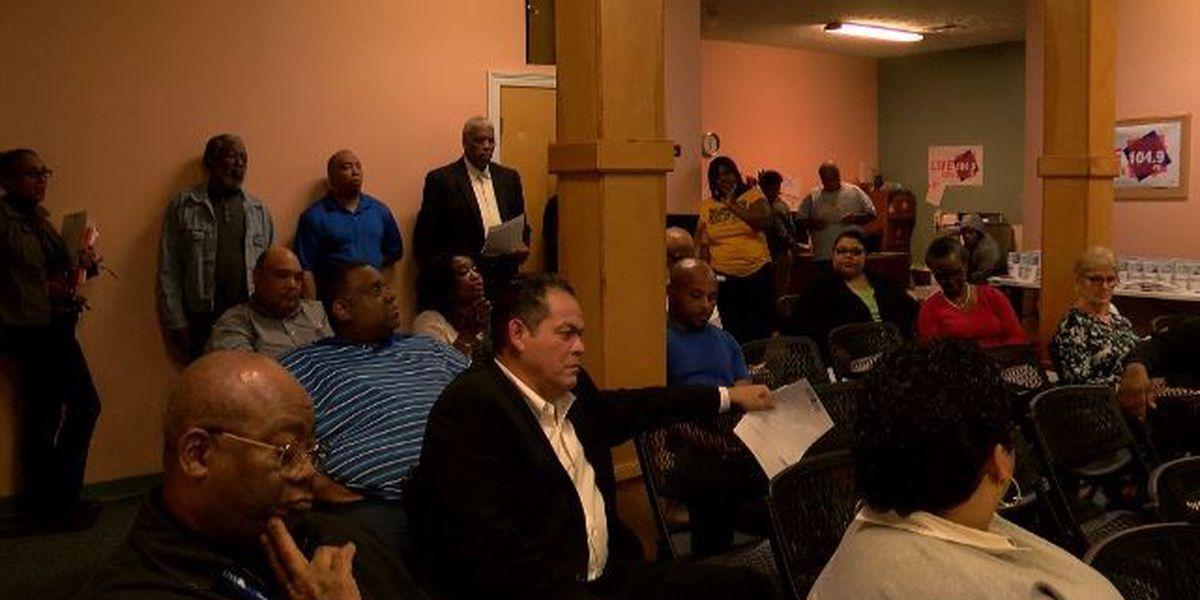 Lake Charles North Redevelopment Authority hosts community meeting