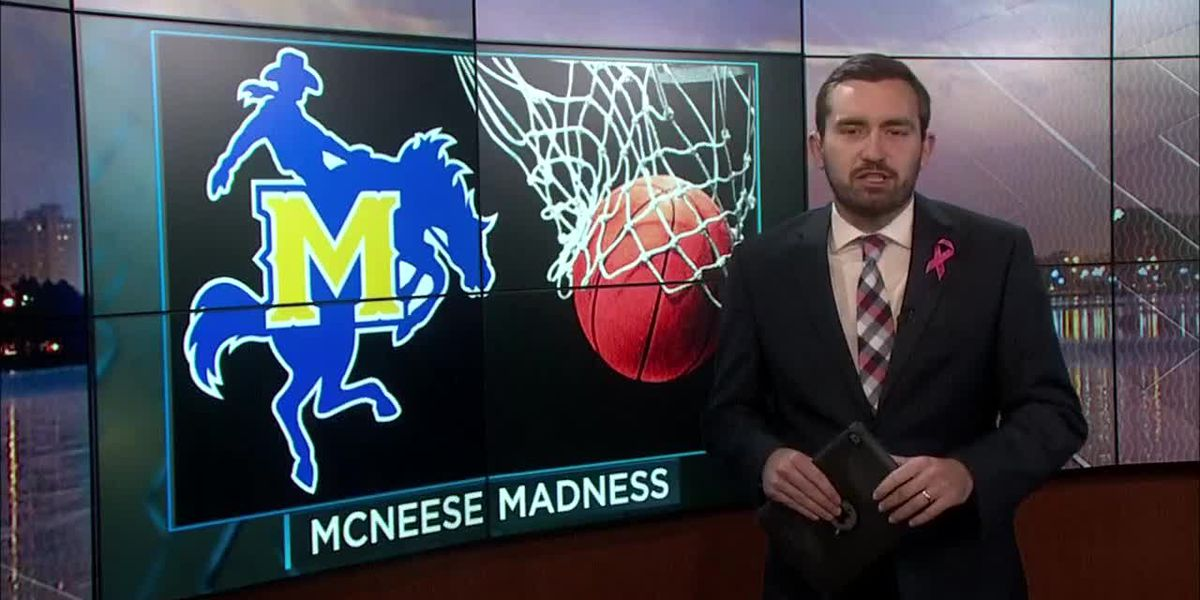 "Lady Pokes host ""McNeese Madness"""