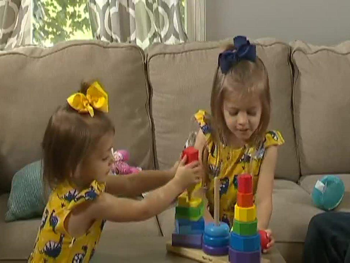 Three young siblings wait for life-saving bone marrow transplant