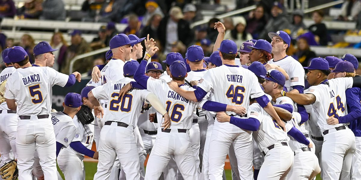 LSU ranks No. 7 in Collegiate Baseball Preseason Poll